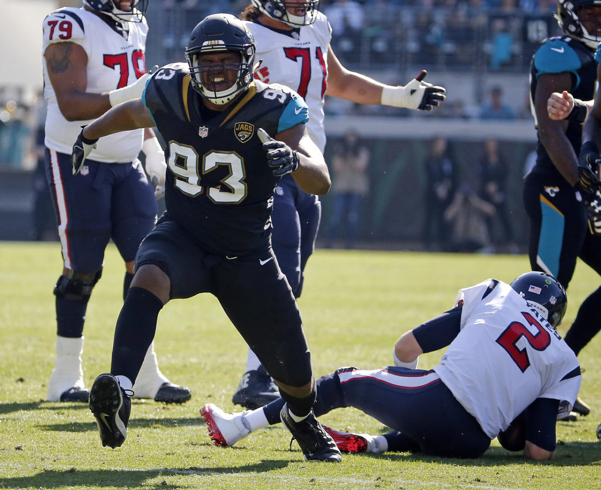 5ca93b1d 'Sound FX': Calais Campbell Dominates As Jaguars Win Big
